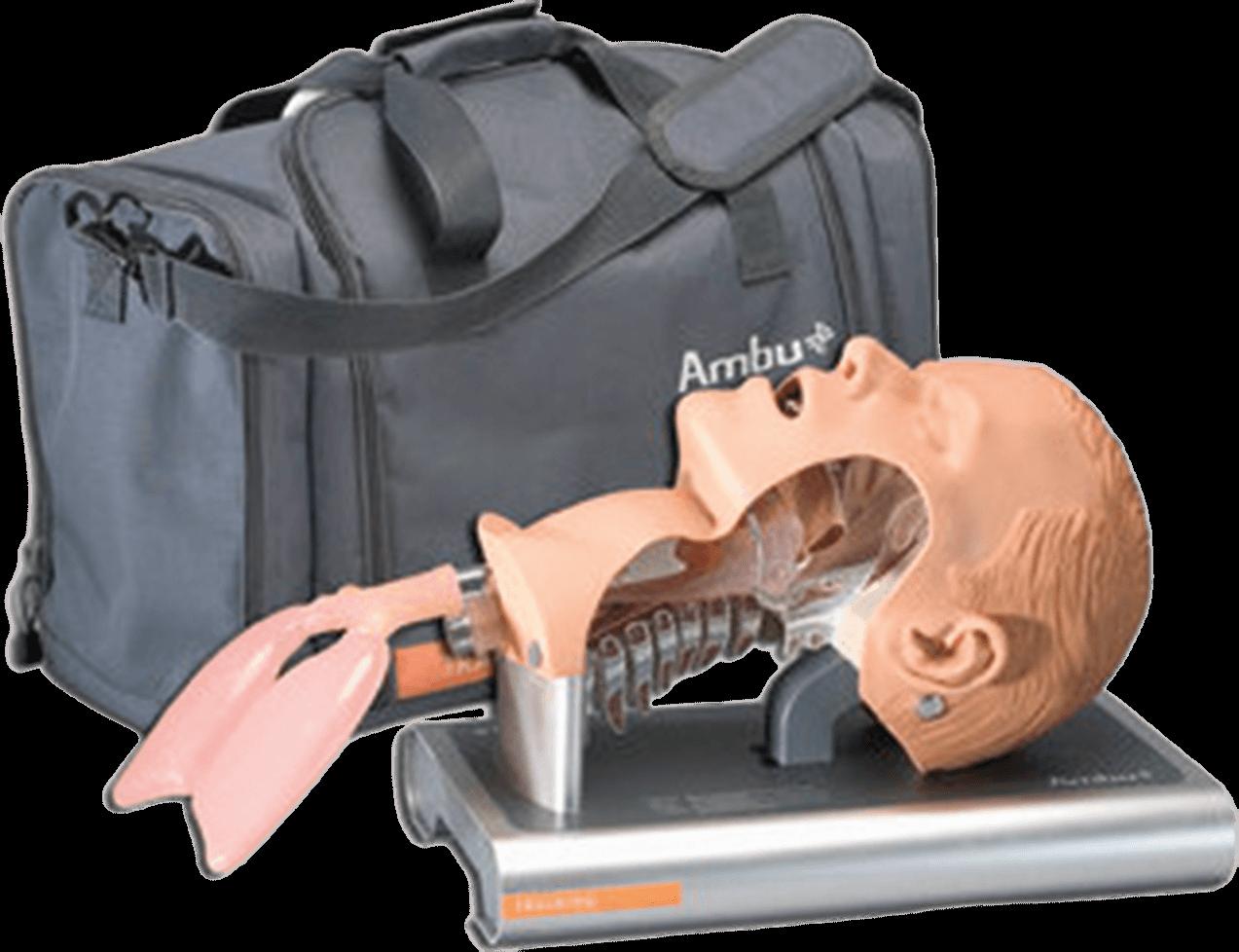 Cabeça de Intubação - Ambu-1