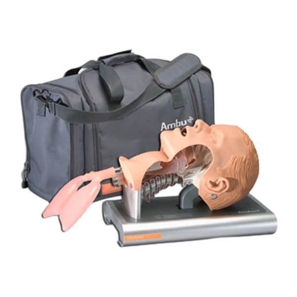 Cabeça de Intubação Ambu